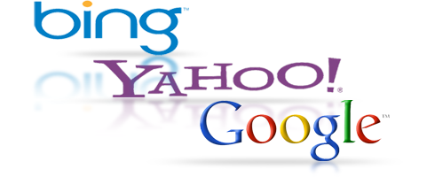 Google Yahoo Bing Organic Search Engine Optimization (SEO)