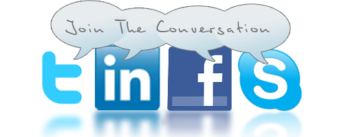 Social Media Conversations - Facebook, Linkedn, Twitter, Skype